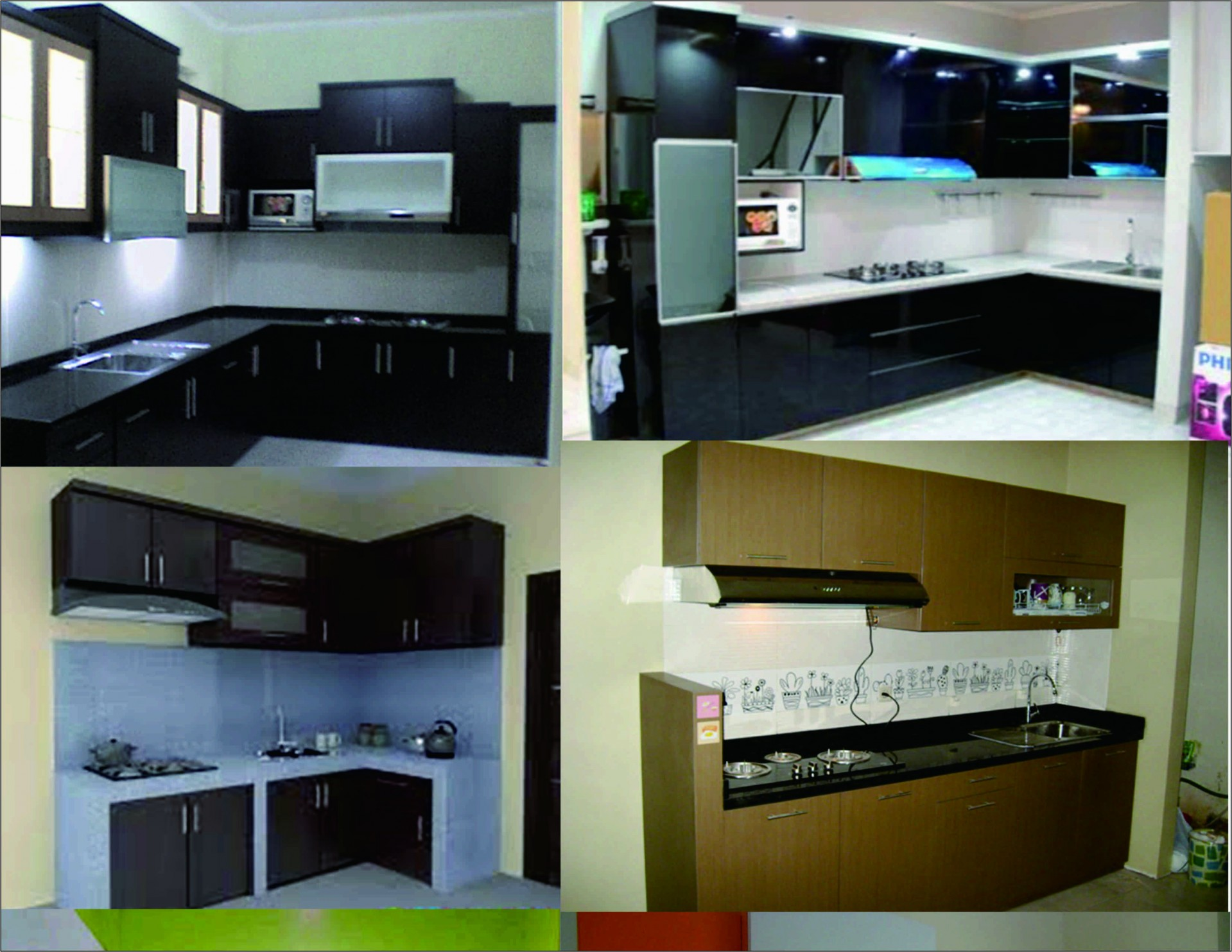 Jual Kitchen Set Interior Mebel Minimalis Surabaya Sidoarjo Www  # Meuble Tv Katso