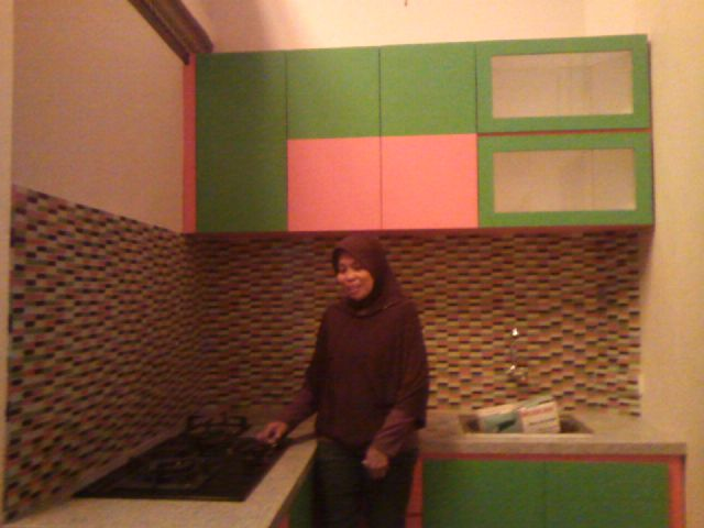 Kitchen Set Ibu Syaiful